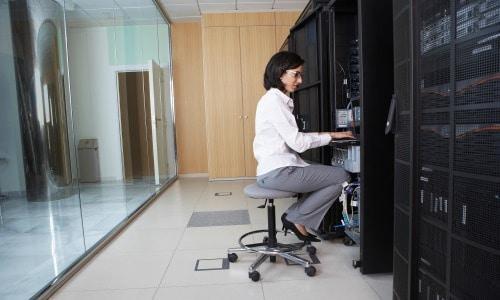 managed server option