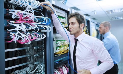 outsourcing network security